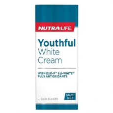 纽乐Nutra-Life Youthful White Cream美白面霜50ml